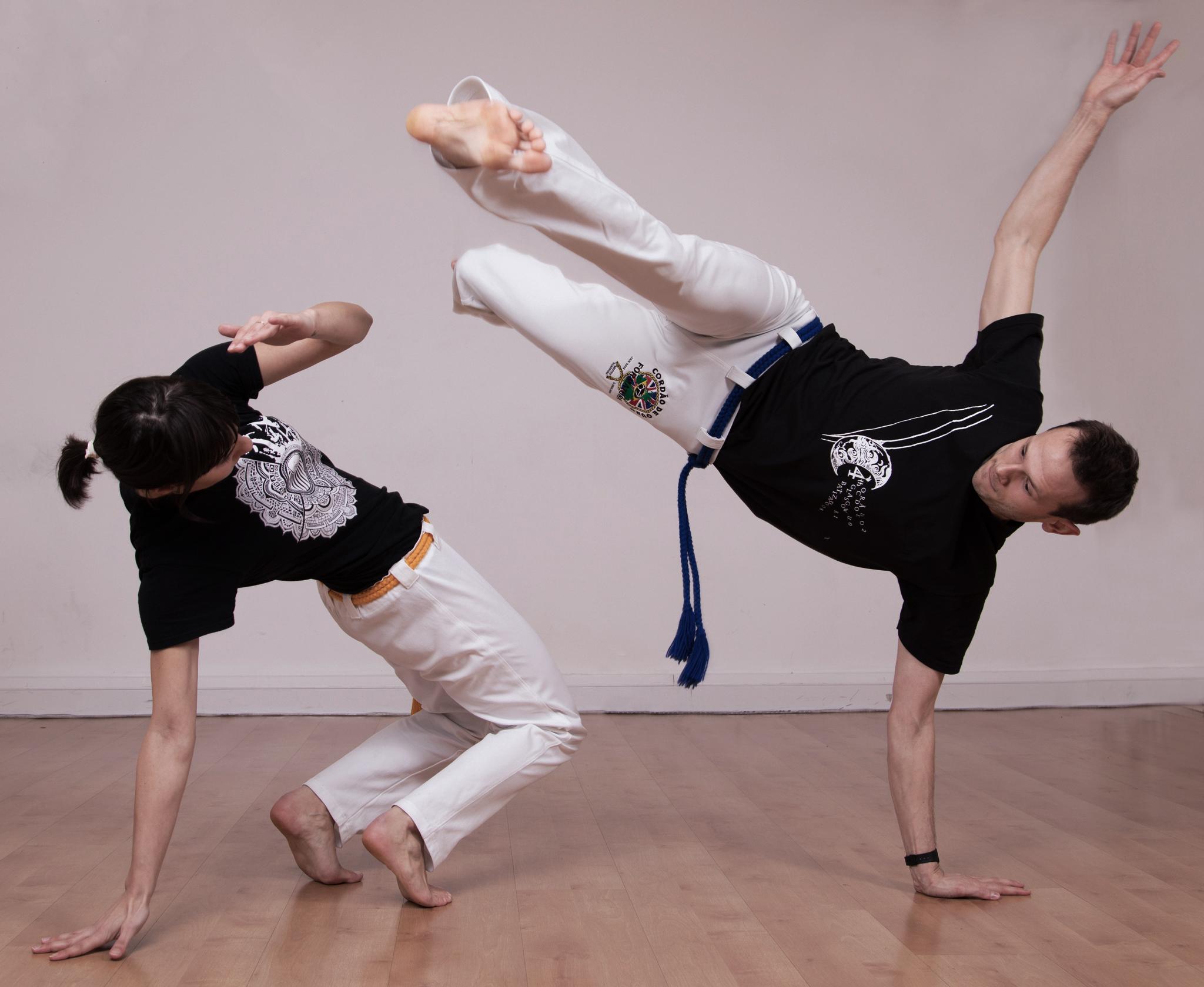 Capoeira Thursday Class